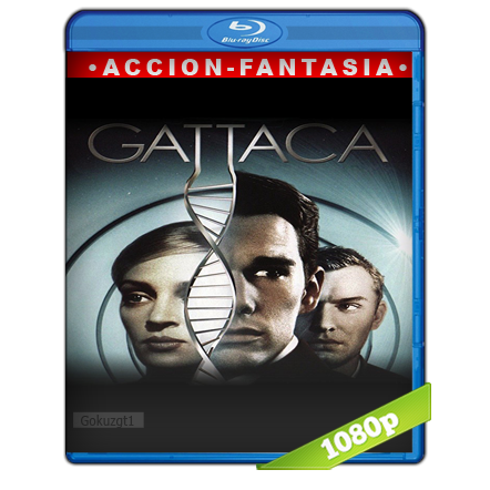 Gattaca Experimento Genetico (1997) BRRip Full 1080p Audio Trial Latino-Castellano-Ingles 5.1