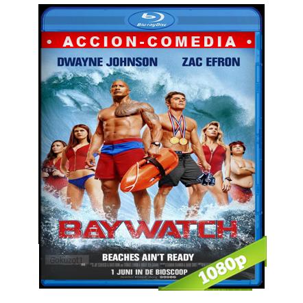 Baywatch Guardianes De La Bahia (2017) BRRip Full 1080p Audio Trial Latino-Castellano-Ingles 5.1