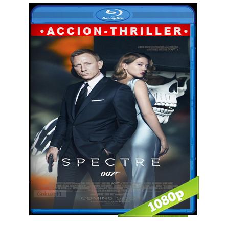 007 Spectre (2015) BRRip Full 1080p Audio Trial Latino-Castellano-Ingles 5.1