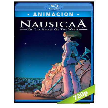 Nausicaa Guerreros Del Viento (1984) BRRip 720p Audio Trial Latino-Castellano-Ingles 5.1