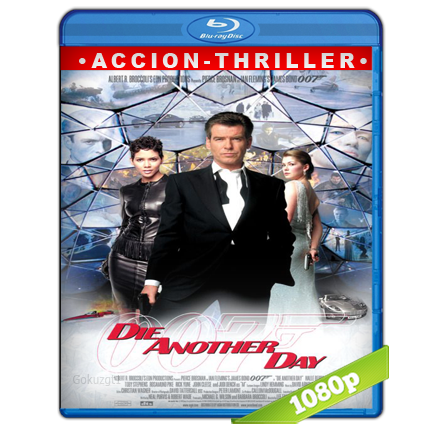 007 Otro Dia Para Morir (2002) BRRip Full 1080p Audio Trial Latino-Castellano-Ingles 5.1