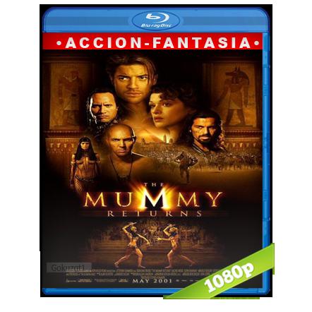 La Momia 2 Regresa (2001) BRRip Full 1080p Audio Trial Latino-Castellano-Ingles 5.1