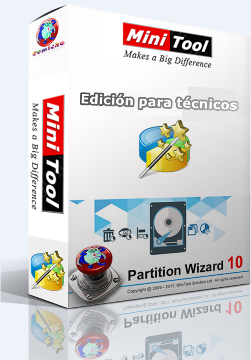 MiniTool Partition Wizard 10.2.3 Technician WinPE ISO [ZS]