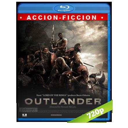 Outlander (2008) BRRip 720p Audio Trial Latino-Castellano-Ingles 5.1
