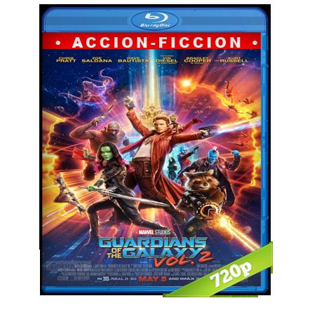 Guardianes De La Galaxia 2 (2017) BRRip 720p Audio Trial Latino-Castellano-Ingles 5.1