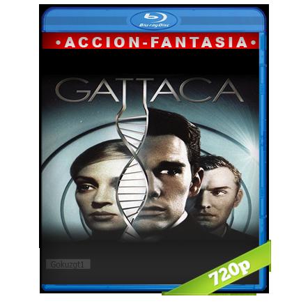 Gattaca Experimento Genetico (1997) BRRip 720p Audio Trial Latino-Castellano-Ingles 5.1