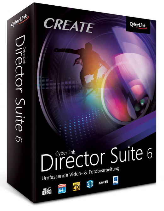 CyberLink Director Suite 6.0 Multilingual [MG]
