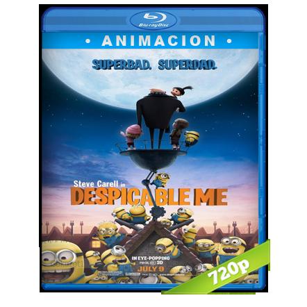 Mi Villano Favorito (2010) BRRip 720p Audio Trial Latino-Castellano-Ingles 5.1