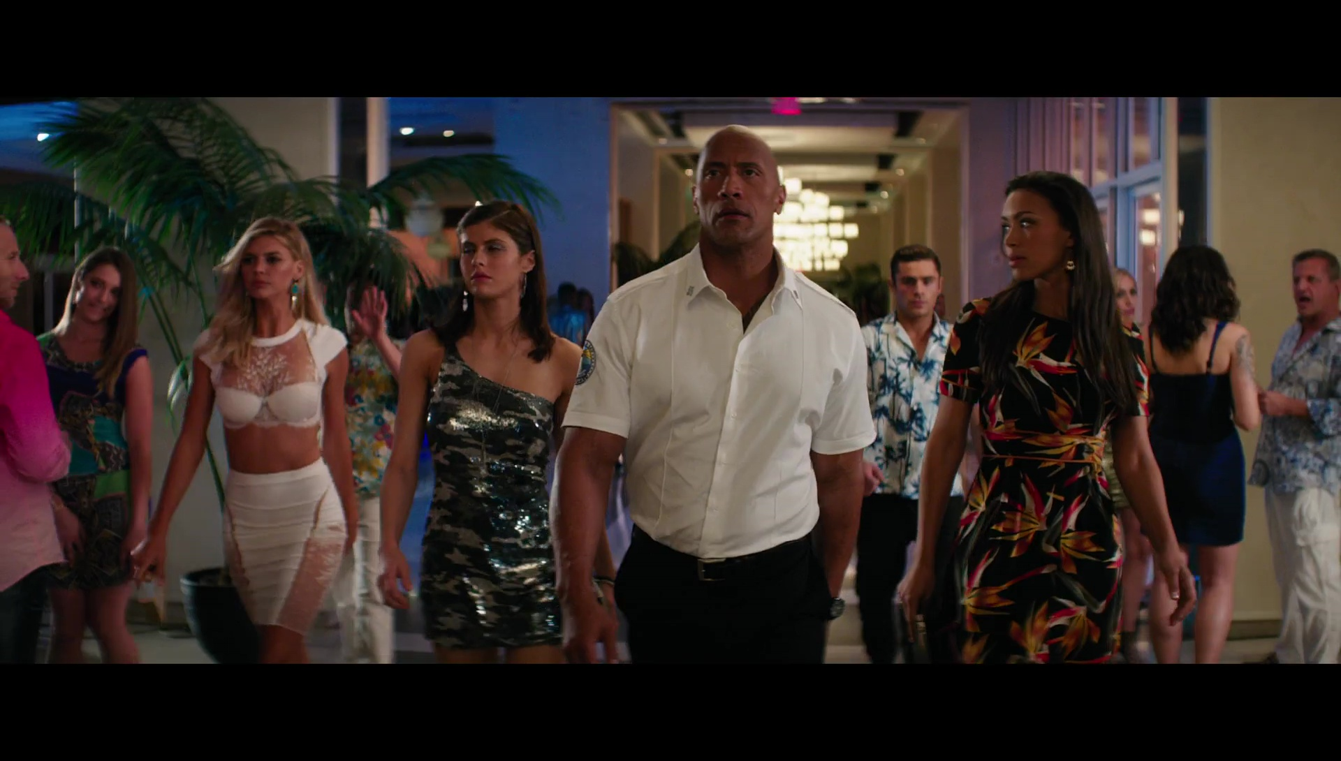 Baywatch Guardianes De La Bahia 1080p Lat-Cast-Ing 5.1 (2017)