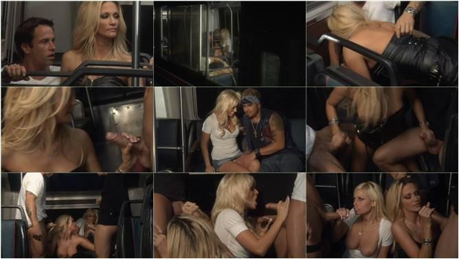 Bodacious Milf Bombshell Jessica Drake Flaunting Her Side Boob On The Balcony