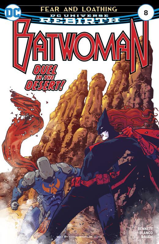 Batwoman #1-18 (2017-2018)