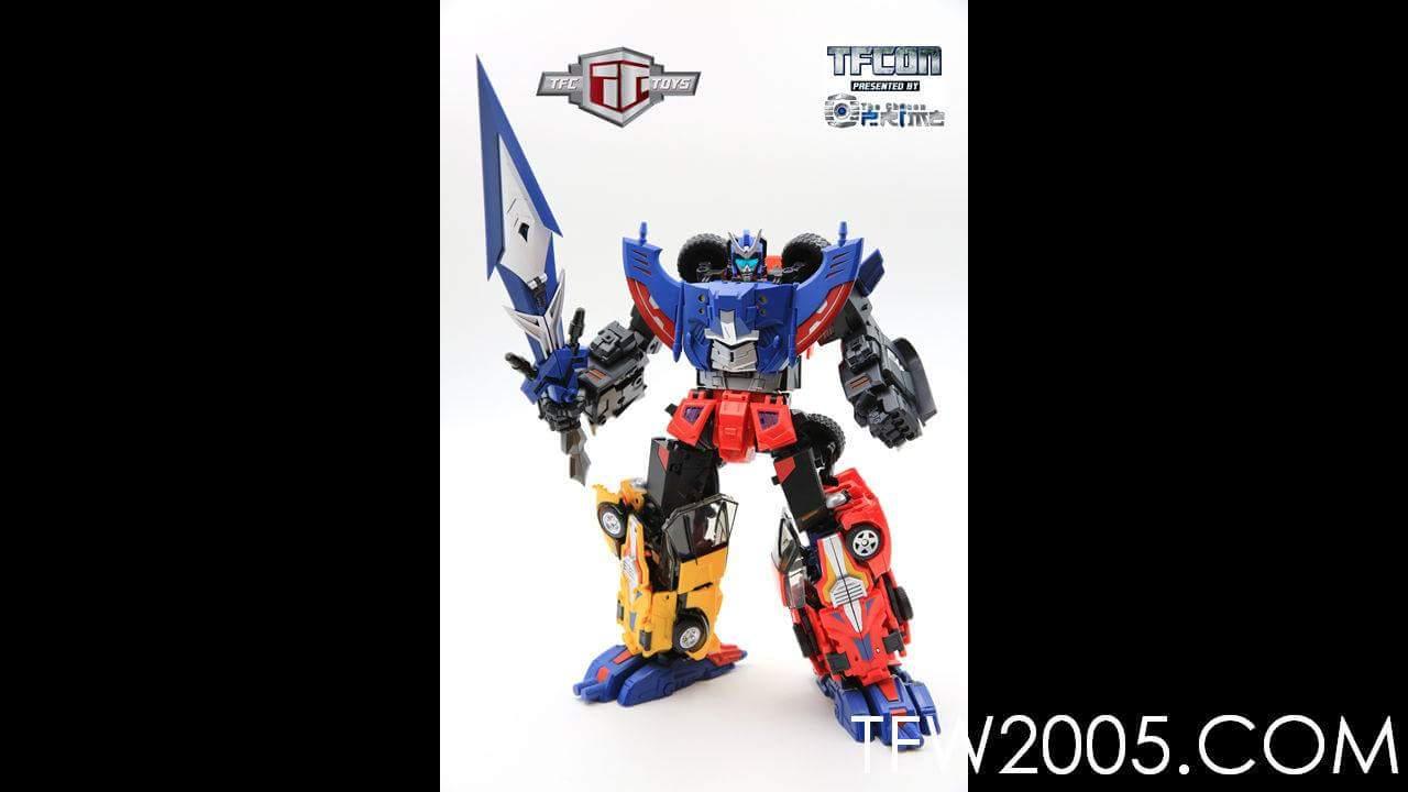 [TFC Toys] Produit Tiers - Jouet Trinity Force aka Road Caesar (Transformers Victory) - Page 3 DDnWAHeG_o