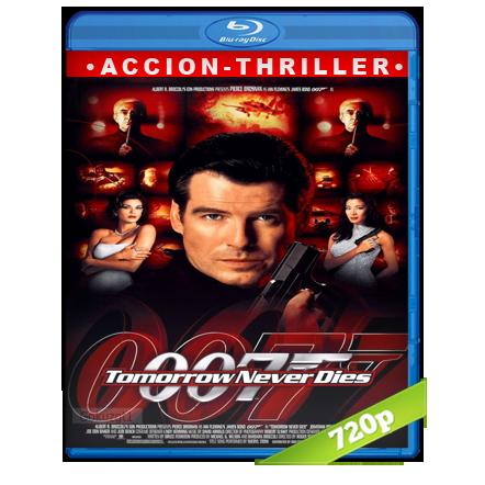 007 El Mañana Nunca Muere (1997) BRRip 720p Audio Trial Latino-Castellano-Ingles 5.1