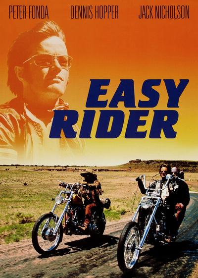 Nerūpestingas keliautojas / Easy Rider (1969)