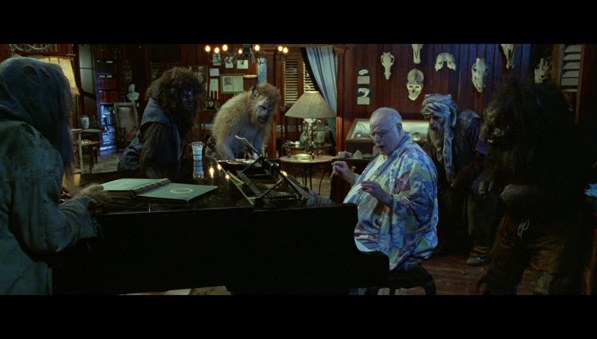 La Isla Del Dr. Moreau 1080p Cas-Ing 5.1 (1996)