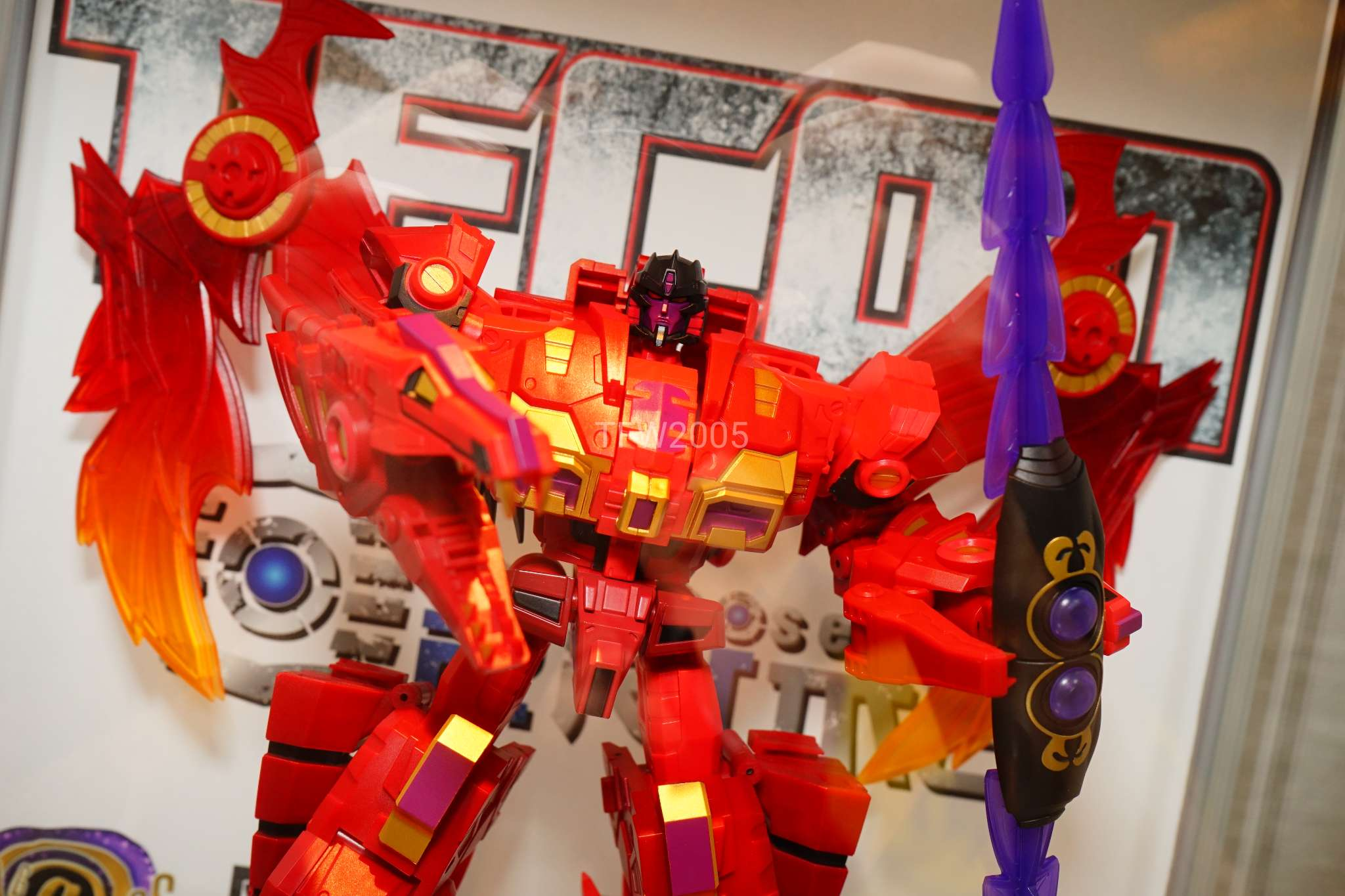 [FansHobby] Produit Tiers - Master Builder MB-03A Red Dragon - aka Transmetal 2 Mégatron (Beast Wars S3) ZkcXVglr_o
