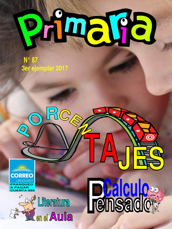 tapa revista didactica primaria uruguay