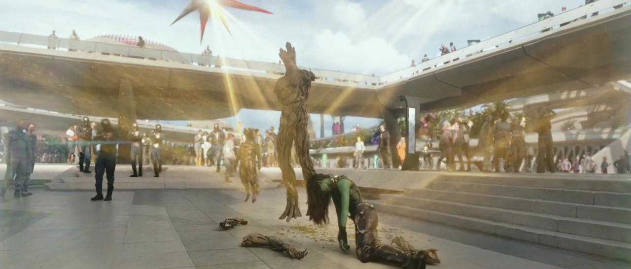 Guardianes De La Galaxia 720p Lat-Cast-Ing 5.1 (2014)