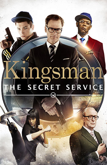 Kingsman: Aukso ratas / Kingsman: The Golden Circle (2017)