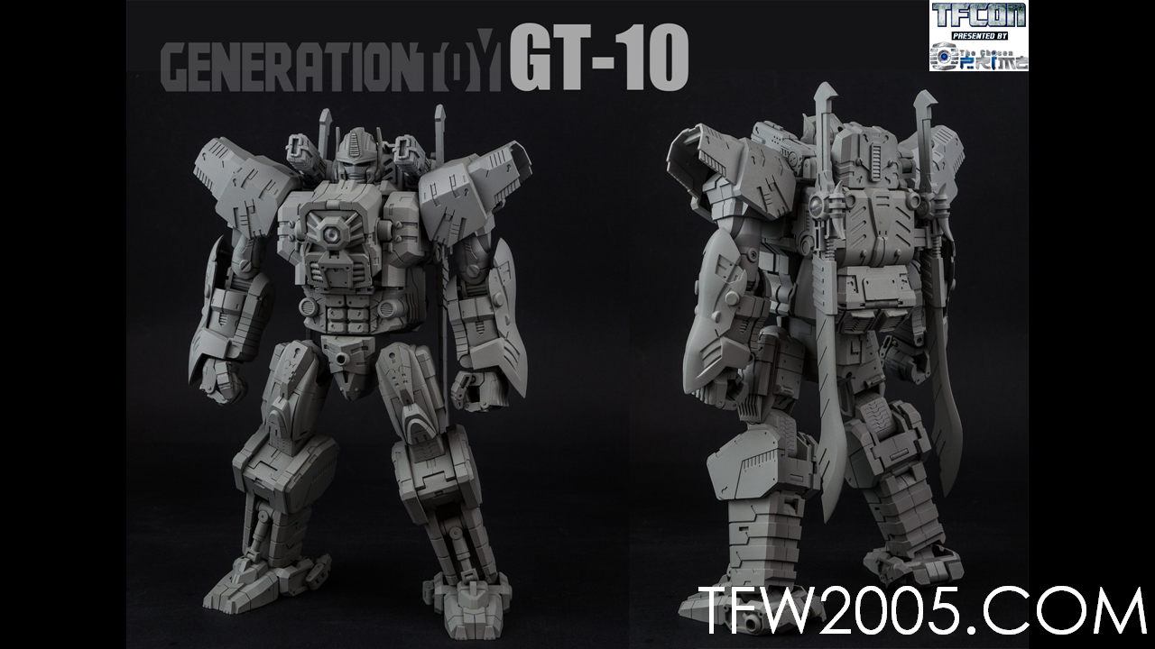 Produit Tiers - Design T-Beast - Basé sur Beast Wars - par Generation Toy, DX9 Toys, TT Hongli, Transform Element, etc 4yjSJ0G4_o