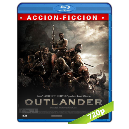 Outlander (2008) BRRip 720p Audio Trial Latino-Castellano-Ingles 5.1