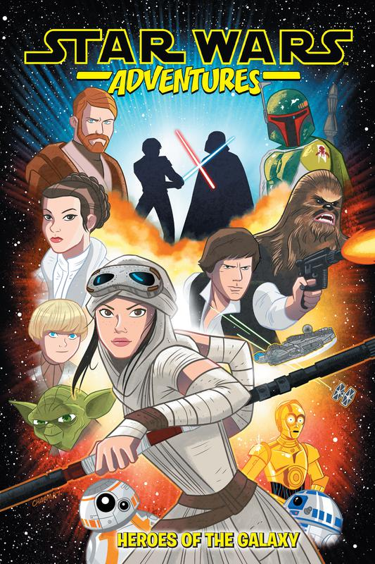 Star Wars Adventures v01 (2017)