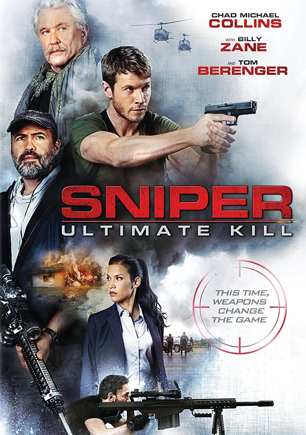 Snaiperis 7. Tėvynės apsauga / Sniper: Ultimate Kill (2017) žiūrėti online