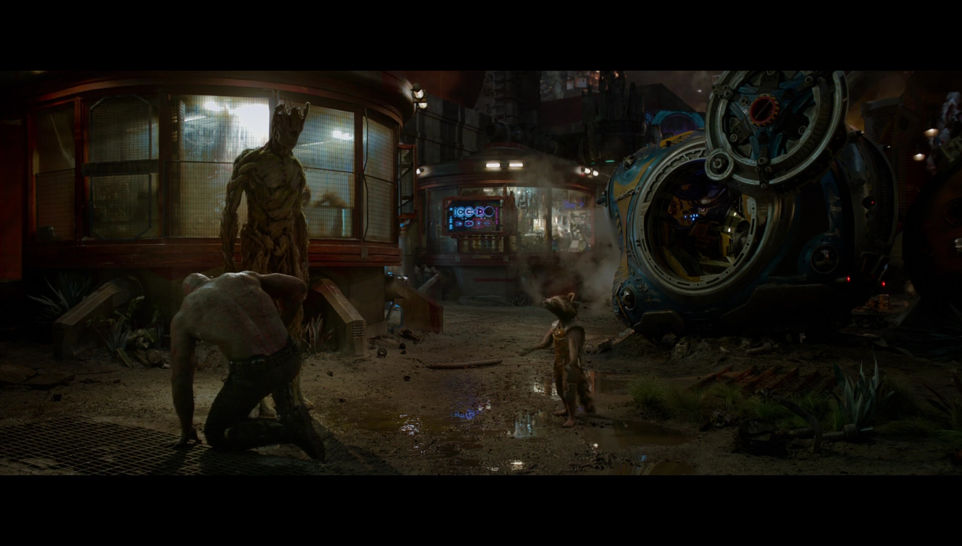 Guardianes De La Galaxia 1080p Lat-Cast-Ing 5.1 (2014)