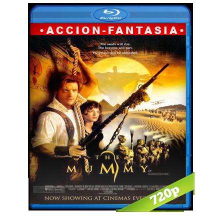 La Momia 1 720p Lat-Cast-Ing 5.1 (1999)