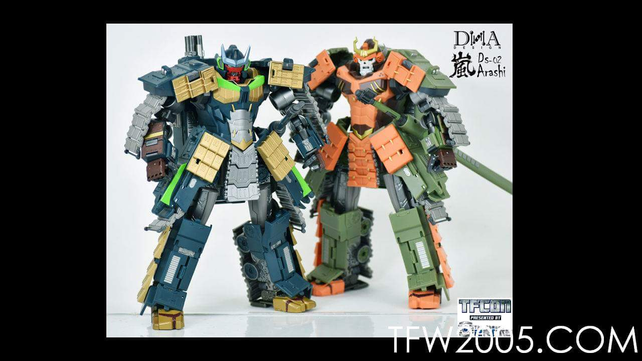 [DNA Designs] Produit Tiers - DS-01 Susanoo - aka Bludgeon et DS-02 Arashi - aka Banzai-Tron - Page 2 ZjNo525H_o
