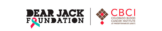 Dear Jack Foundation Logo. http://www.dearjackfoundation.org. Colorado Blood Cancer Institute at Presbyterian/St. Luke's