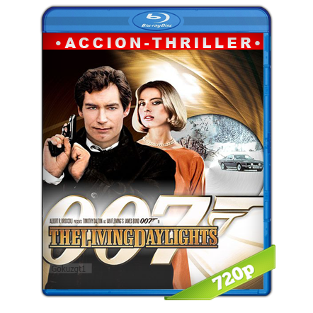 007 Su Nombre Es Peligro (1987) HD720p Audio Trial Latino-Castellano-Ingles 5.1