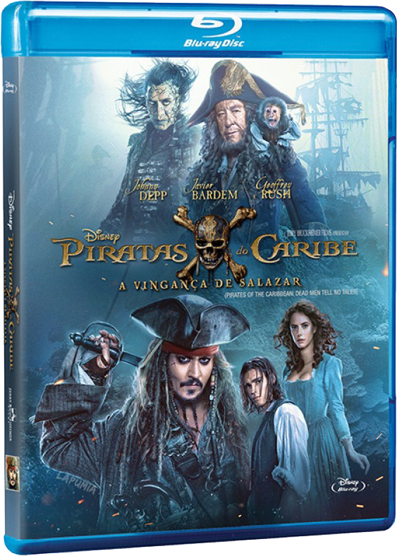 [tor][BluRay][1080p][DUAL] Piratas do Caribe - A Vingança de Salazar   Pirates of the Caribbean: Dead Men Tell No Tales (2017) [2,3gb] TxaRWQgB_o