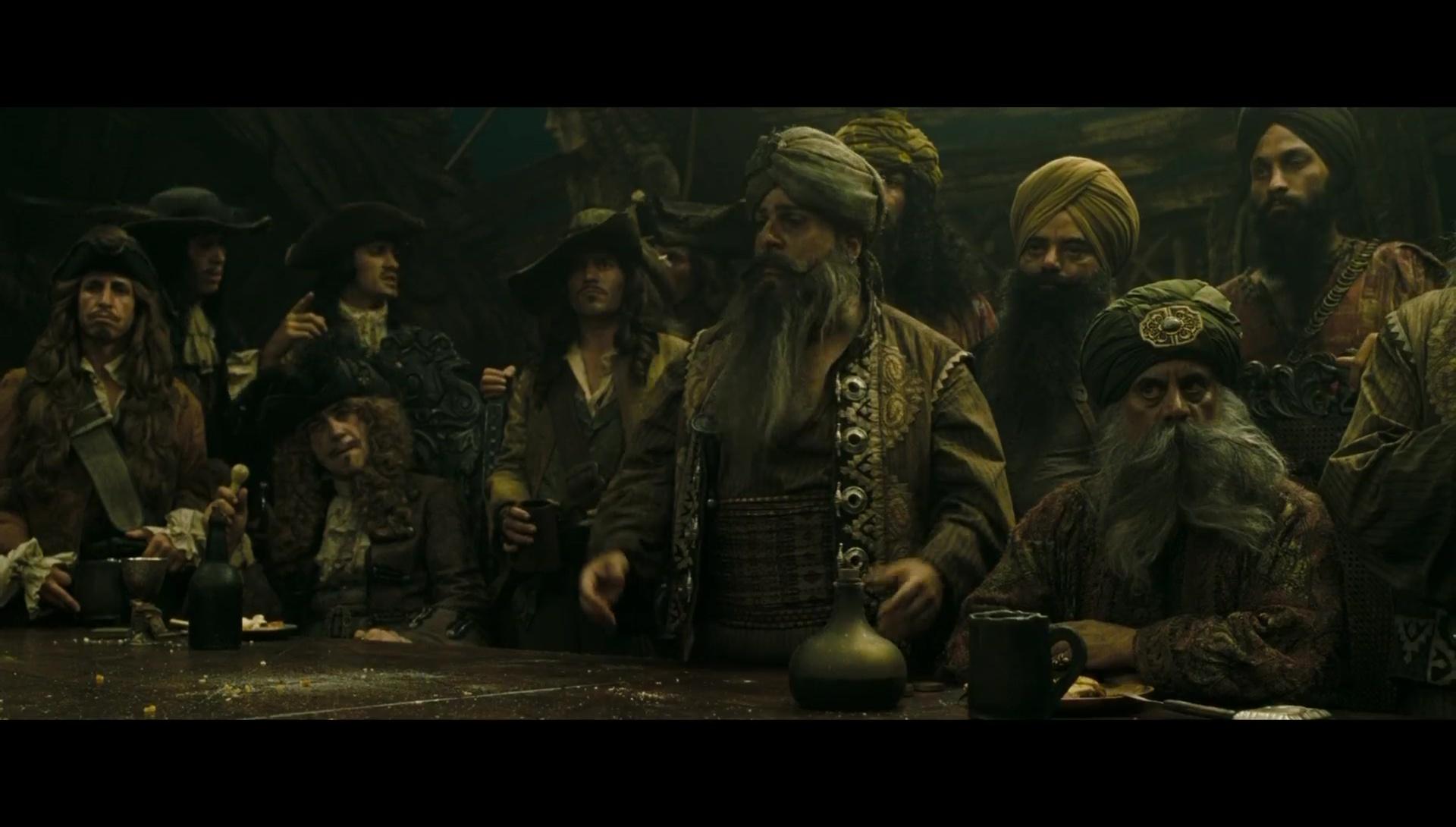 Piratas Del Caribe 3 1080p Lat-Cast-Ing 5.1 (2007)