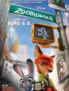 Zootropolis / Zootopia (2016) žiūrėti online