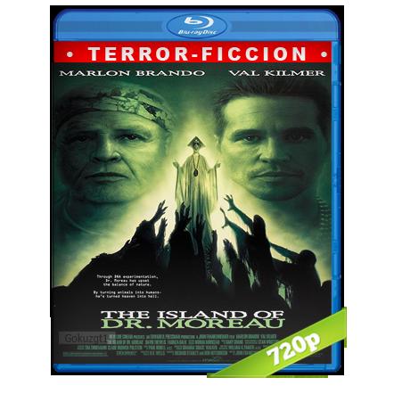 descargar La Isla Del Dr. Moreau 720p Cas-Ing 5.1 (1996) gartis