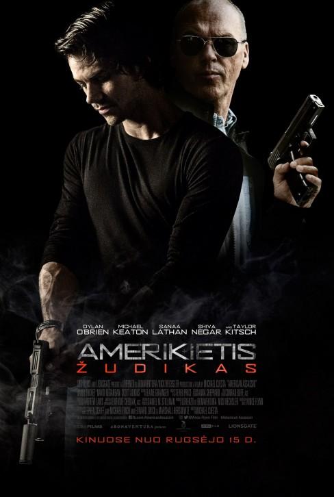 Amerikietis žudikas / American Assassin (2017) žiūrėti online