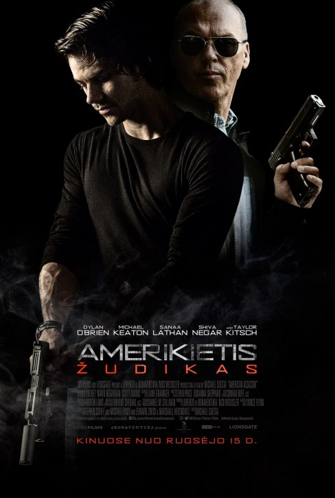 Amerikietis žudikas / American Assassin (2017) Online