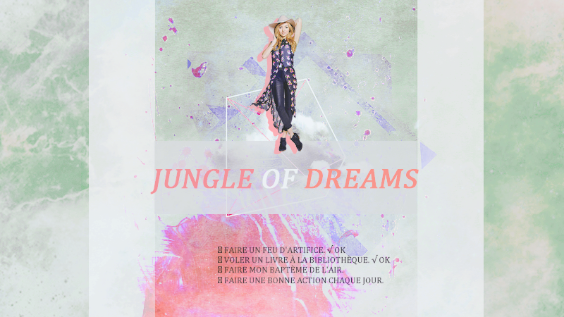 jungle of dreams