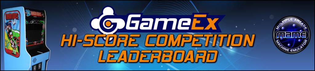 GameEx Hi-Score Competition