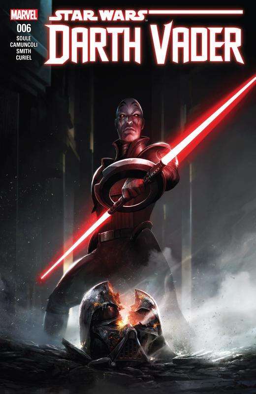 Darth Vader #1-6 (2017)