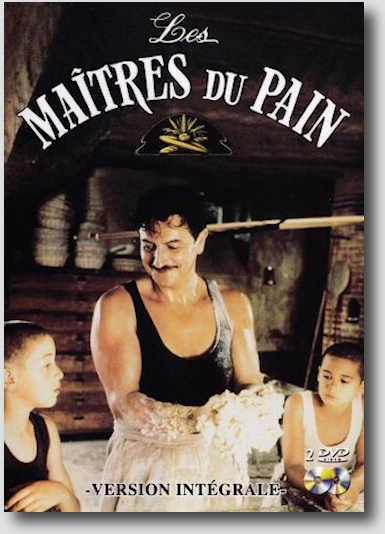 Les Maîtres du pain 1993 mini série TV FR2 Famille les 3 épisodes TVrip 462p XVID MP3