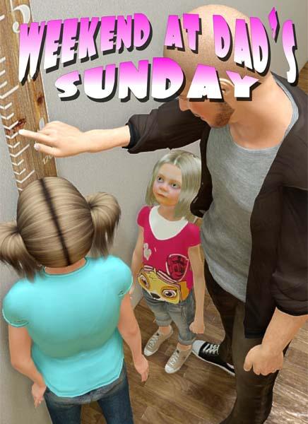 [Kiakiakia] Weekend at dad's Sunday / comics, eng /