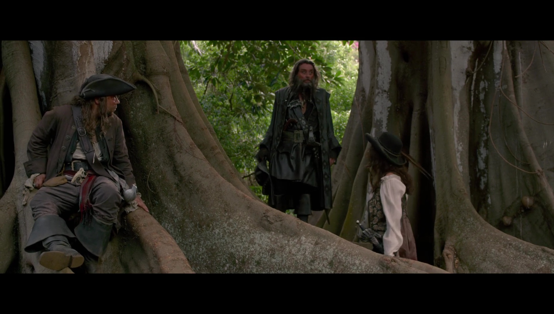 Piratas Del Caribe 4 1080p Lat-Cast-Ing 5.1 (2011)