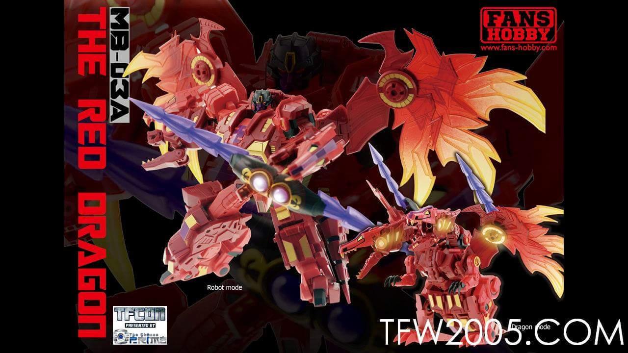 [FansHobby] Produit Tiers - Master Builder MB-03A Red Dragon - aka Transmetal 2 Mégatron (Beast Wars S3) LSHAoJGc_o
