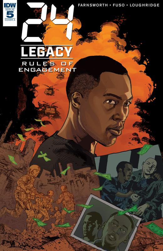 24 - Legacy - Rules of Engagement #1-5 (2017) Complete