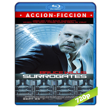 Identidad Sustituta (2009) BRRip 720p Audio Trial Latino-Castellano-Ingles 5.1