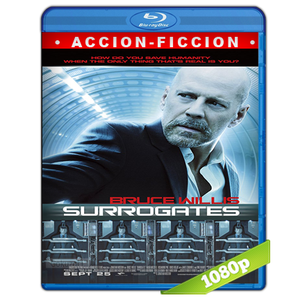 Identidad Sustituta (2009) BRRip Full 1080p Audio Trial Latino-Castellano-Ingles 5.1