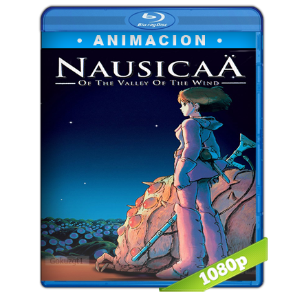 Nausicaa Guerreros Del Viento (1984) BRRip Full 1080p Audio Trial Latino-Castellano-Ingles 5.1