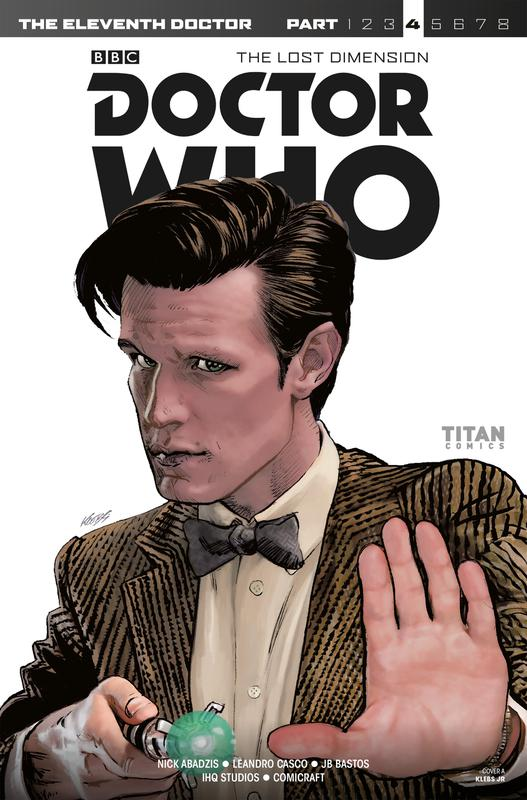 Doctor Who The Eleventh Doctor Year Three #1-13 (2017-2018) Complete